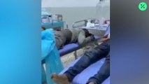Ataque aéreo en Libia