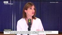 """Dîners fastueux de François de Rugy : """"Si les invités sont des amis privés, il y aura un problème"""", estime Aurore Bergé"""