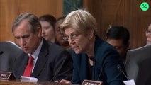 Warren se gana el respeto de Wall Street