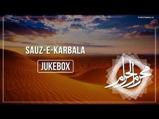 Sauz-e-Karbala (Syed Abrar Hussain) | Nohay | Muharram | Audio Jukebox