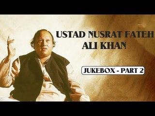 Ustad Nusrat Fateh Ali Khan Birthday Special | Top Qawwalis Part - 1 | EMI Pakistan