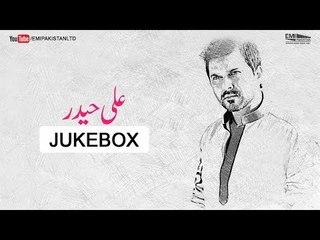 Ali Haider | Audio Jukebox | Artist of the Month