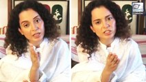 Kangana Ranaut Gets Angry On Media Reporters For Boycotting Her