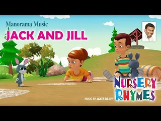 Jack and Jill | Animation Video | Nursery Rhymes