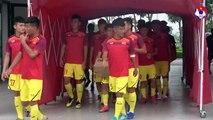 Đấu tập, U22 Việt Nam 1–0 U18 Việt Nam: Bài test chất lượng cho 2 đội tuyển | VFF Channel