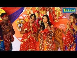 #Mona_Singh देवी गीत || भोजपुरी भक्ति गीत - घंटियाँ बजावत - New Bhojpuri Bhakti Bhakti Song