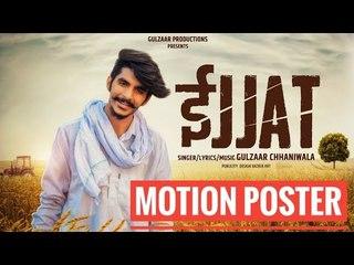 IJJAT | Gulzaar Chhaniwala | Motion Poster | Latest Haryanvi Songs Haryanavi 2019