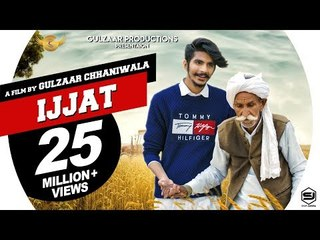 Gulzaar Chhaniwala - IJJAT (OFFICIAL)| Latest Haryanvi Songs Haryanavi 2019 | New Haryanvi Song 2019