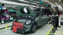 Production of the MINI Electric at MINI Plant Oxford Assembly