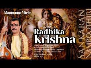 രാധിക കൃഷ്ണാ  - RADHIKA KRISHNA RADHIKA   DARBARI KANADA   DIVINE RENDERING