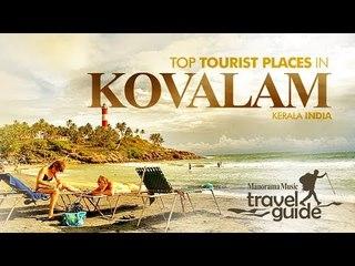 KOVALAM TRAVEL GUIDE ENGLISH / KERALA TOURISM / INDIA