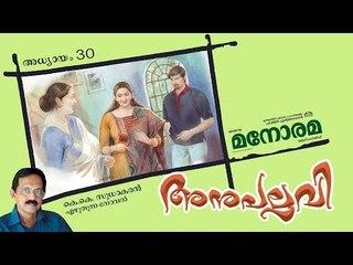 Chapter 30   Anupallavi   K K Sudhakaran   അനുപല്ലവി   Audio Book   Malayalam Novel