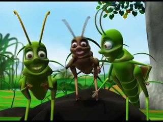 కాతు చాపను తమ్ముడి కిచ్చుట | Kaatu Chaapanu Thammuduki Ichutta | Telugu Kids Animation