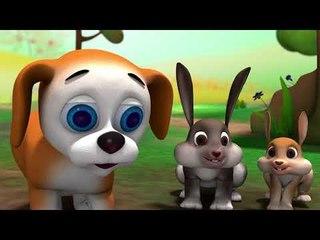 పూపి మొక్కలకు నీరుపోయిట్ట | Poopipilla Mokalaku Neerupoyuta | Telugu Kids Animation