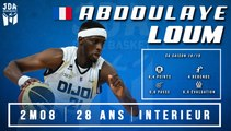 Abdoulaye Loum - Top actions 18/19