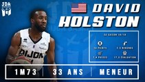David Holston  - Top actions 18/19