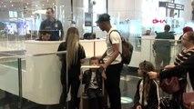 SPOR Fernando, ailesiyle birlikte Türkiye'den ayrıldı