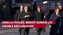 PHOTO. Benoît Dubois poste un adorable cliché pour vous présen...