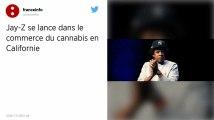 Le rappeur Jay-Z se lance dans le commerce du cannabis