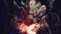 Monster Hunter World : Iceborne - Bande-annonce du Glavenus