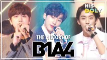 B1A4 Special ★Since 'O.K' to 'ONE FINE DAY'★ (1h 29m Stage Compilation)