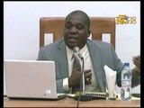 Komisyon Polis,Jistis ak Sekirite sena a te resevwa Direktè jeneral AI PNH la.