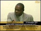 Rayaksyon Pakè Pòtoprens sou afwontman elèv lise Toussaint Louverture ak Lise Jean Jacques Dessal