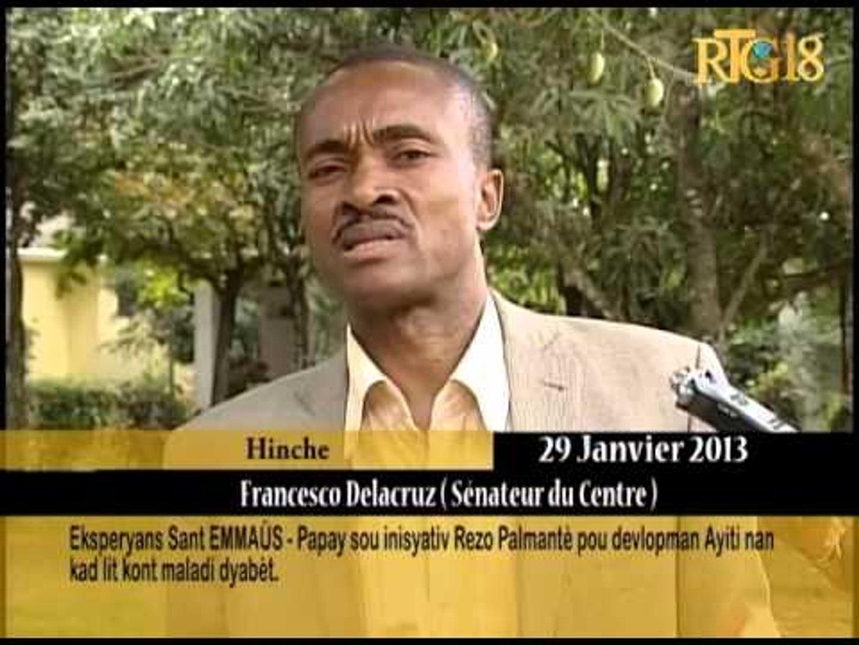 Eksperyans Sant EMMAUS Papay sou inisyativ Rezo Palmantè pou devlopman Ayiti