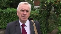 McDonnell: BBC should investigate 'Panorama' complaints