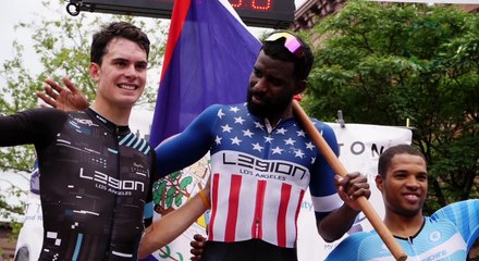 Promoting Diversity in Cycling | Justin Williams | inCycle
