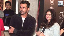 Arjun Rampal And Gabriella Demetriades Launch The Unleash
