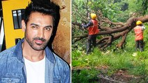 John Abraham's Take On Using Forest Land For Metro | Batla House