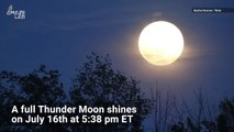 July's Full 'Thunder Moon' Has a Special Surprise in Store
