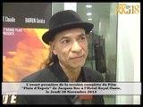 L'avant première de la version complète du Film ''Pluie d'Espoir'' de Jacques Roc
