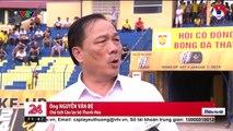 Những biến chuyển mạnh mẽ của bóng đá trẻ Thanh Hóa | VFF Channel