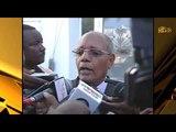 Le directeur exécutif de l'ISC, Rosny Desroches - Rencontre president Martelly