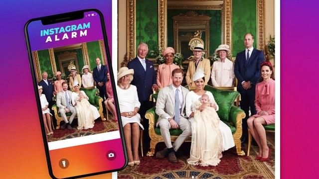 Starke Kritik an Prinz William für seine Pose auf dem Foto von Archies Taufe
