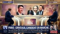 Paris: Griveaux, candidat En Marche (1/3)