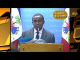 Le Ministre de la Communication, Rotchild Francois Jr. a rencontré la presse ce vendredi 30 janvier.