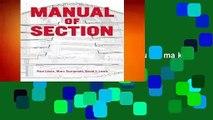 Popular to Favorit  Manual of Section: Paul Lewis, Marc Tsurumaki, and David J. Lewis by Paul Lewis