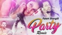 Party Remix | Fateh Shergill | New Punjabi Song 2019 | Japas Music