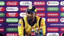 Post Match Press Conference Sri Lanka VS South Africa _ ICC Cricket World Cup 2019
