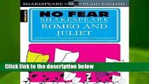 Popular to Favorit  Romeo and Juliet (Sparknotes No Fear Shakespeare) by SparkNotes