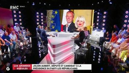 Julien Aubert - RMC jeudi 11 juillet 2019