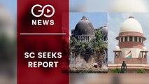 Ayodhya Dispute: SC Seeks Report By July 18