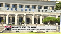 S. Korea's defense ministry denies suspicions of expansions to UNC sending states