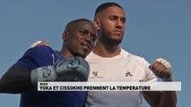 Yoka et Cissokho prennent la température