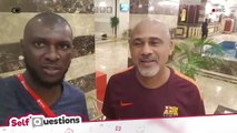 Self'Questions avec Oumar Ben Salah (ex international ivoirien)