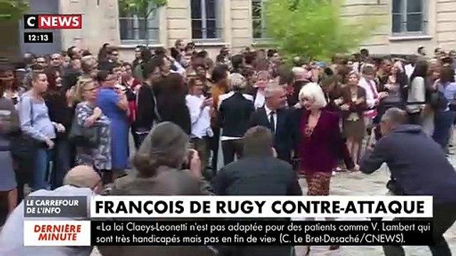 François de Rugy dans la tourmente: Il vire sa directrice de Cabinet et répond aux révélations sur les travaux dans son Ministère pour 63.000 euros