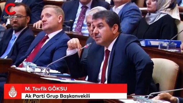İBB Meclisi'nde 'Erdoğan' gerilimi! İmamoğlu böyle yanıt verdi